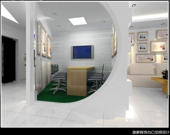 韩国婚纱摄影办公室装修案例