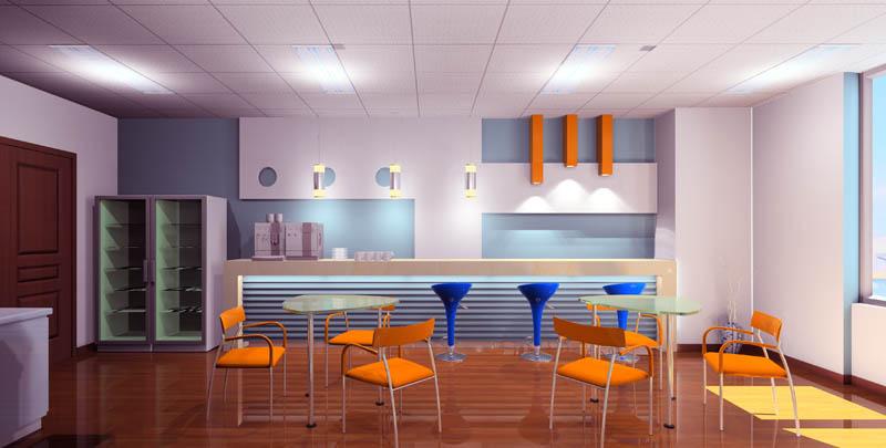 办公室茶水间设计-茶水间设计