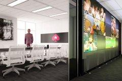 <b>办公室文化墙装饰画选择</b>