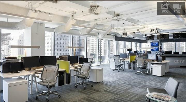办公室吊顶效果图-办公室装修材料
