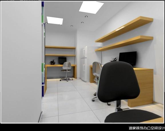 555大厦婚庆公司办公室装修案例