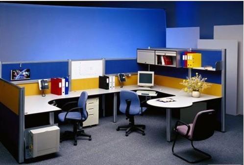 温馨办公室装修图片-办公室装修图片
