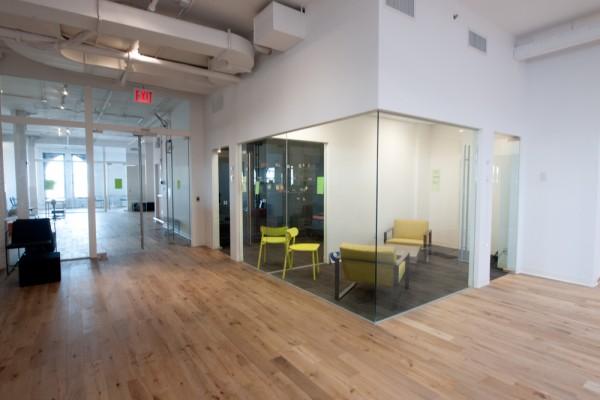 办公室接待区设计效果图
