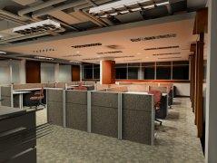 <b>设备公司办公室装修案例</b>