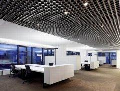 上市公司办公室装修案例