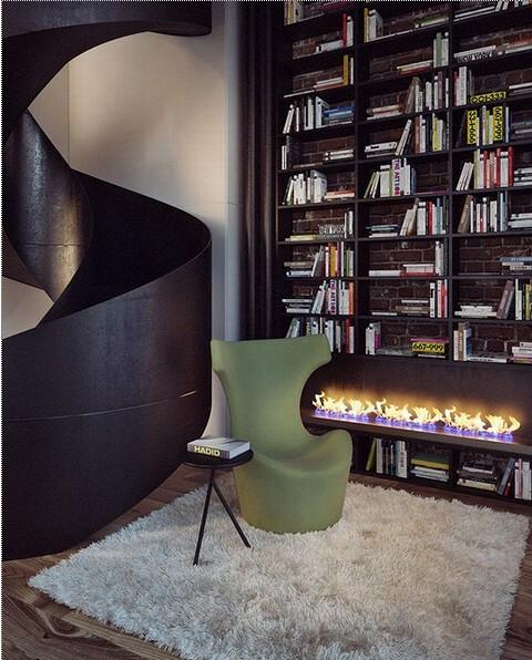 办公室装修休闲区设计