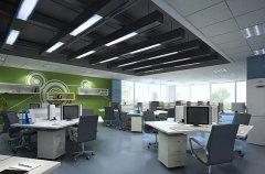 办公室装修墙面铺装工程验收