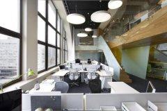 <b>300平方办公室装修案</b>