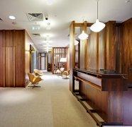 <b>木业公司办公室总部装</b>