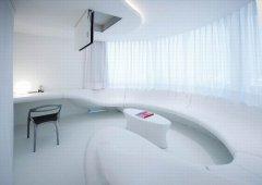 <b>蜿蜒的员工休息区设计</b>