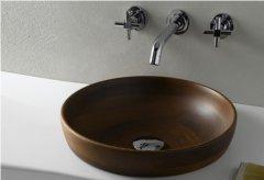 木质洗手台盆