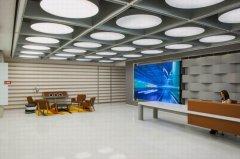 中型办公室装修案例