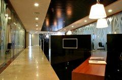 投资集团办公室装修