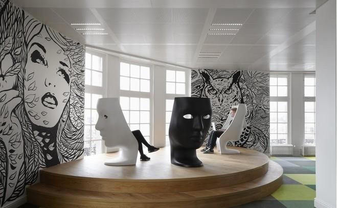 创意办公室设计-办公室设计