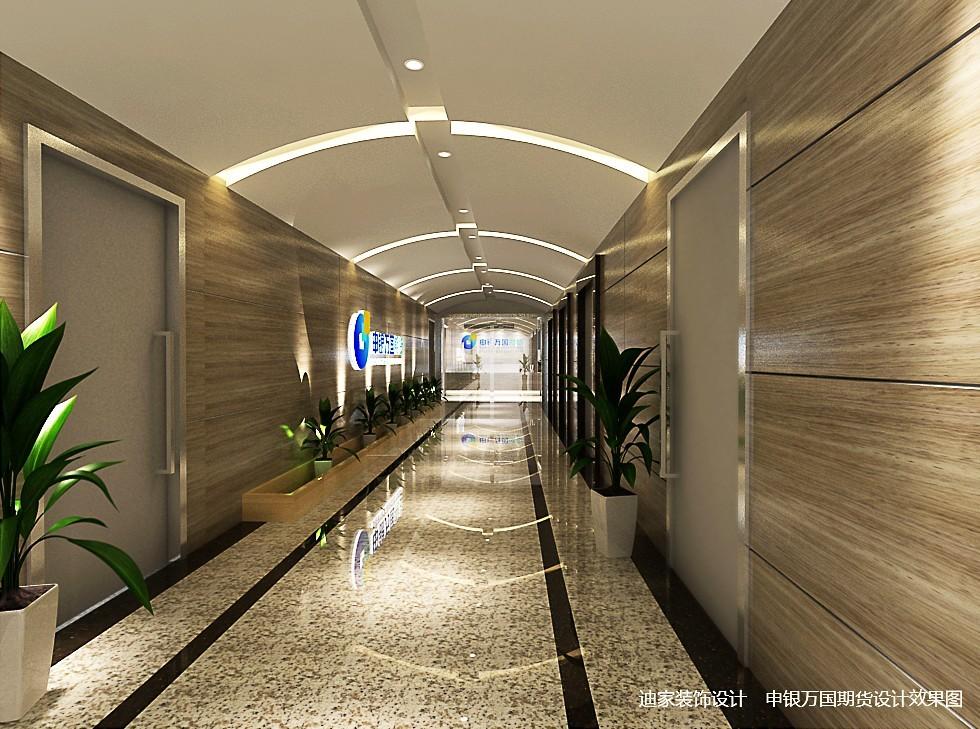 办公室走廊装修效果图; 广州办公室装修之走廊过道装修设计(海量超清