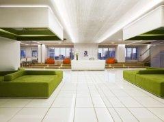 2000平方办公室装修案