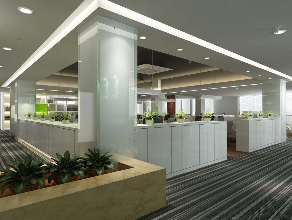 康麦斯公司办公室装修; 迪家-上海装修公司_上海办公室装修_上海厂房