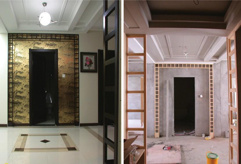 办公室装修空间界面处理-办公室装饰设计