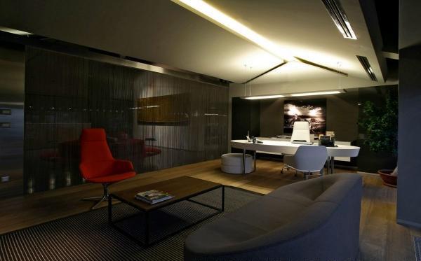 总经理室   总经理办公室效果图,总经理办公室装修面积在70个平方左右