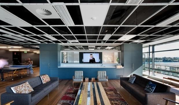 国外广告公司办公室设计欣赏