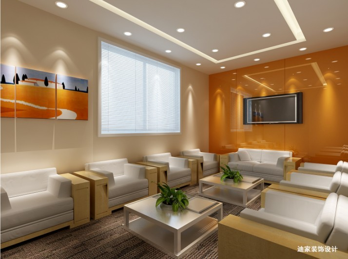 上海千程航空公司办公室装修