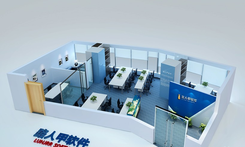 下面小迪整理了迪家办公室装修工程中曾经绘制的办公