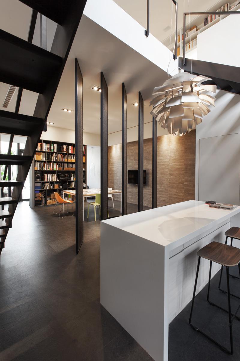 loft办公室装修设计