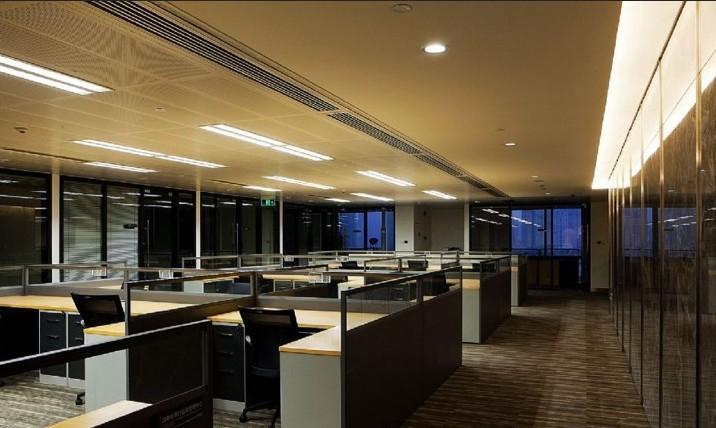 教育机构公司总部办公室装修设计