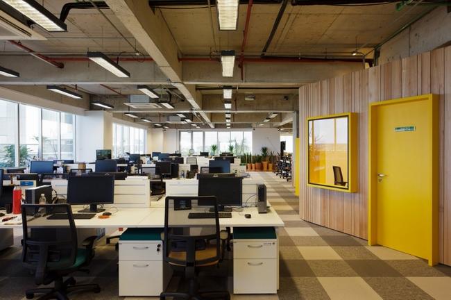 沃尔玛办公室大楼设计欣赏