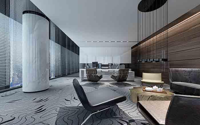 机械设备公司办公楼设计方案