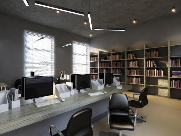 设计工作室方案-办公室设计装修