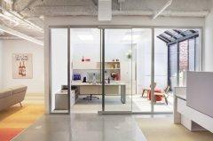迪家提供办公室全案装修设计方案