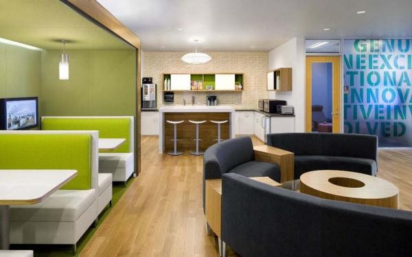办公空间设计 茶水间设计