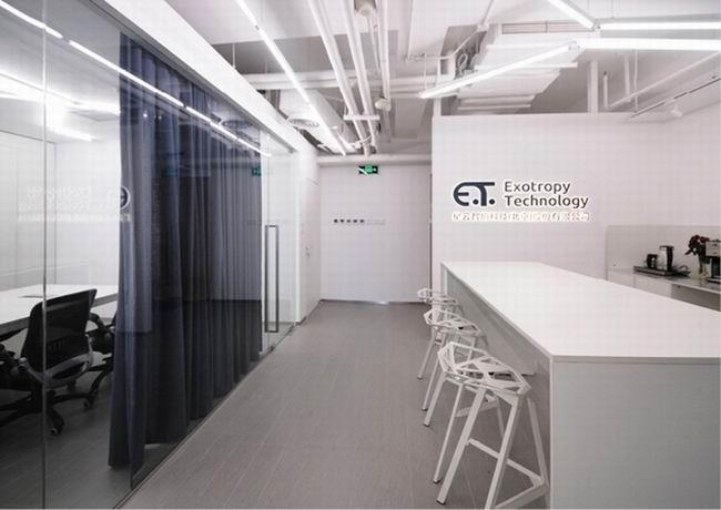 科技公司可调节办公空间设计
