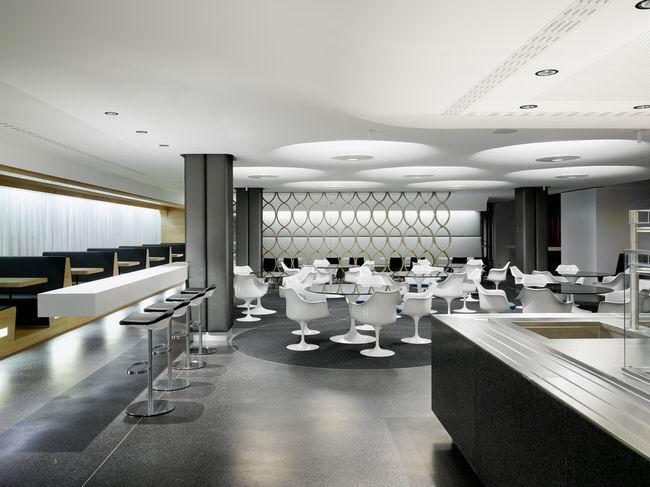 公司内部咖啡厅设计