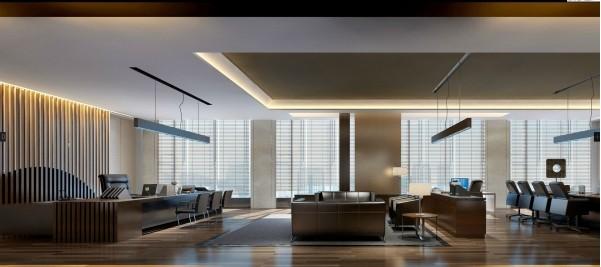 东方国际大厦办公室装修