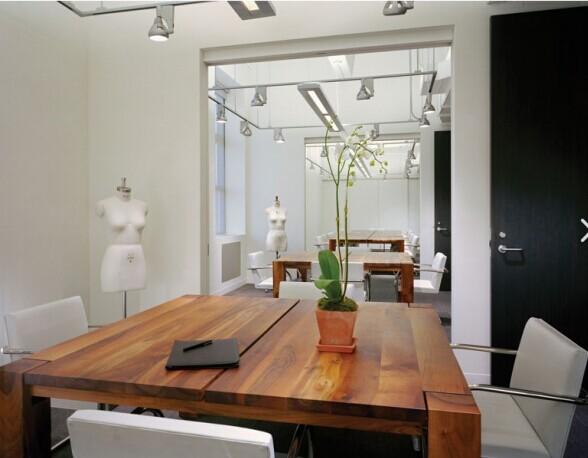 泓大装饰服装设计工作室装修案例