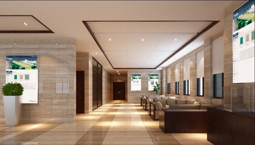 克硕科技有限公司装修效果图,上海环保科技有限公司是一家集设计