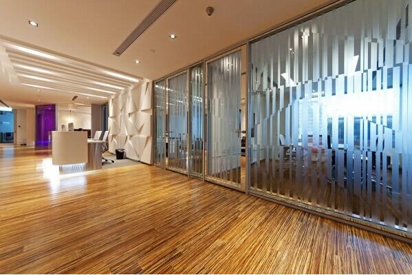 张江办公室改造平面设计要求