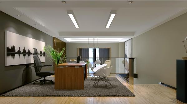 办公室 家居 起居室 设计 装修 600_336