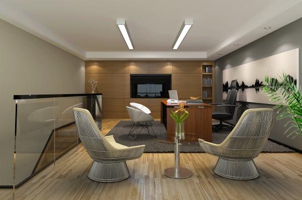 空间,小型复式办公室方案设计区域位置怎么合理布置