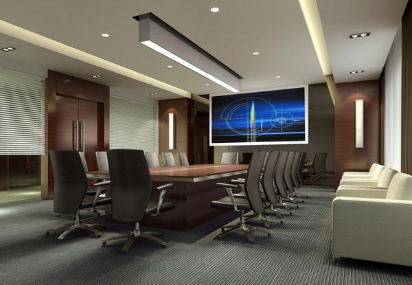 上海新能源办公室室内装修