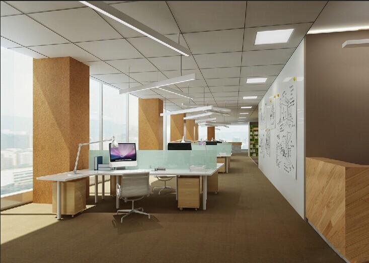上海工业产品设计公司办公室案例