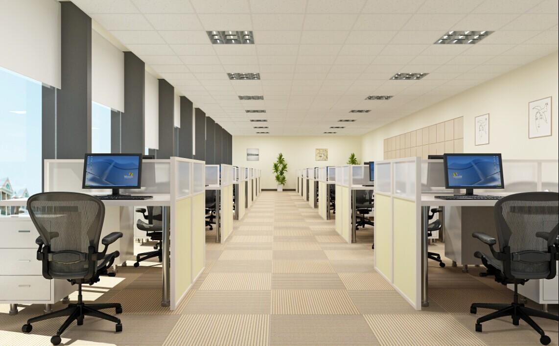 政府机构办公室的装修方案