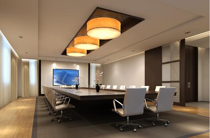 所以用于商務談判的會議室裝修不一定要裝修的多么豪華,裝修金額多么