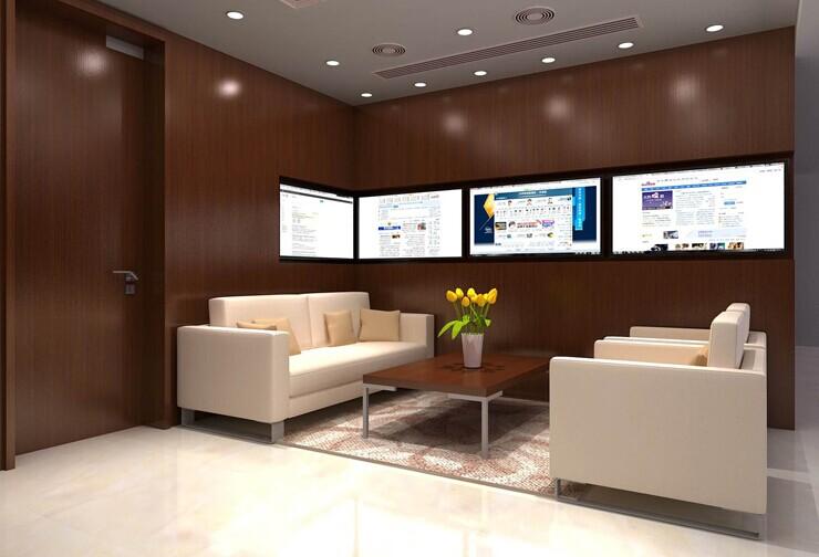 中国银行办公室改造装修工程