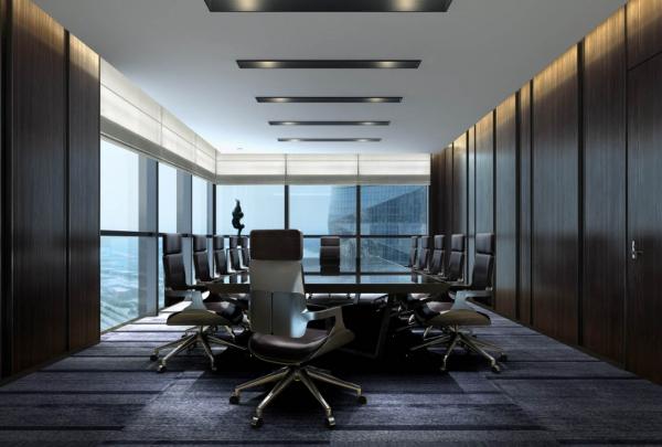 大型办公室设计装修