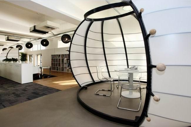 全球顶级办公室设计图欣赏