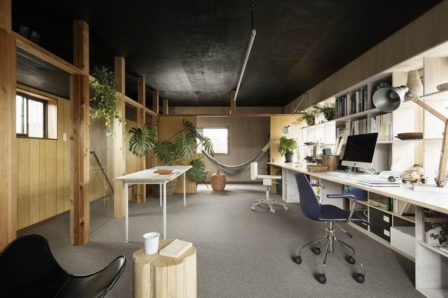 日式风格特别与大自然融为一体,无限外在景色面积,为室内借用带来生自然设计图怎么计算平面图片