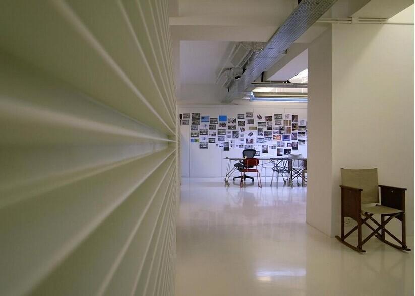 """办公室设计主题-""""白纸"""""""